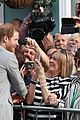 prince harry greets spectators prince william 16