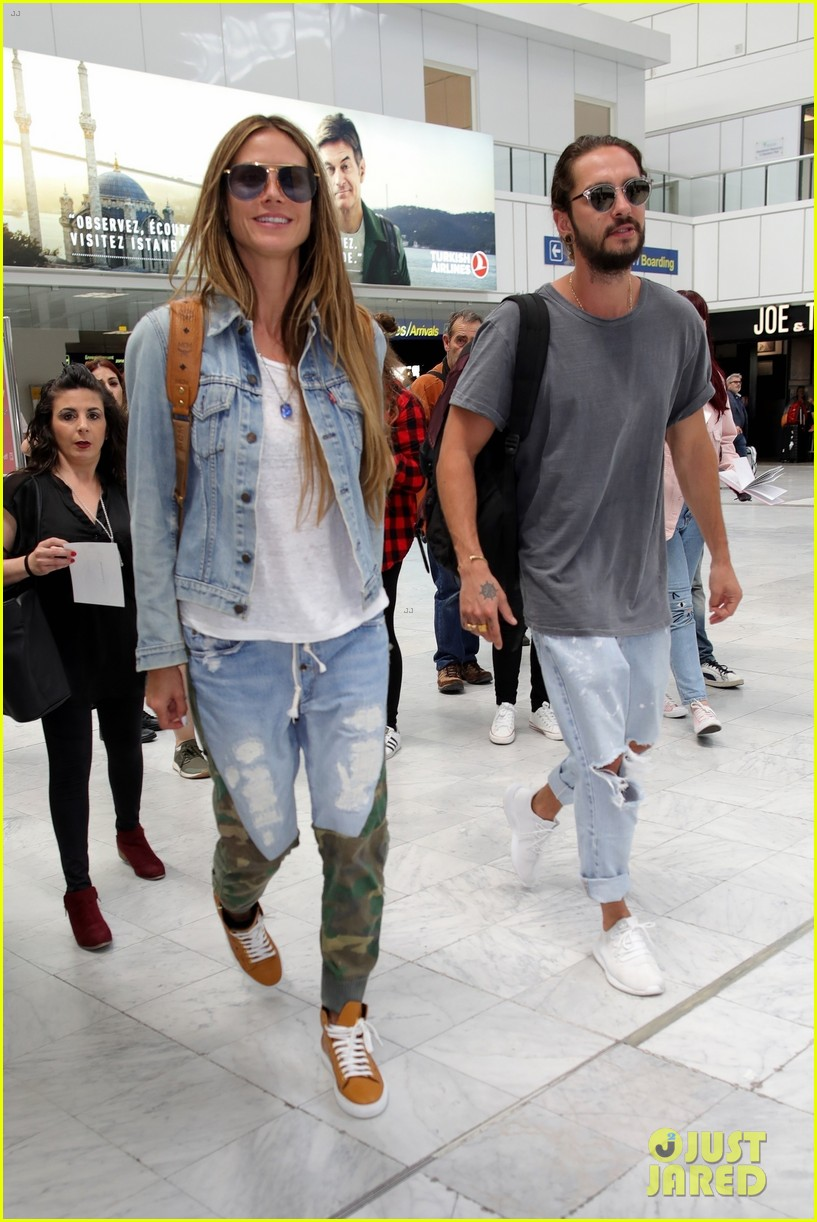 heidi klum tom kaulitz airport france 2018 may 034087141