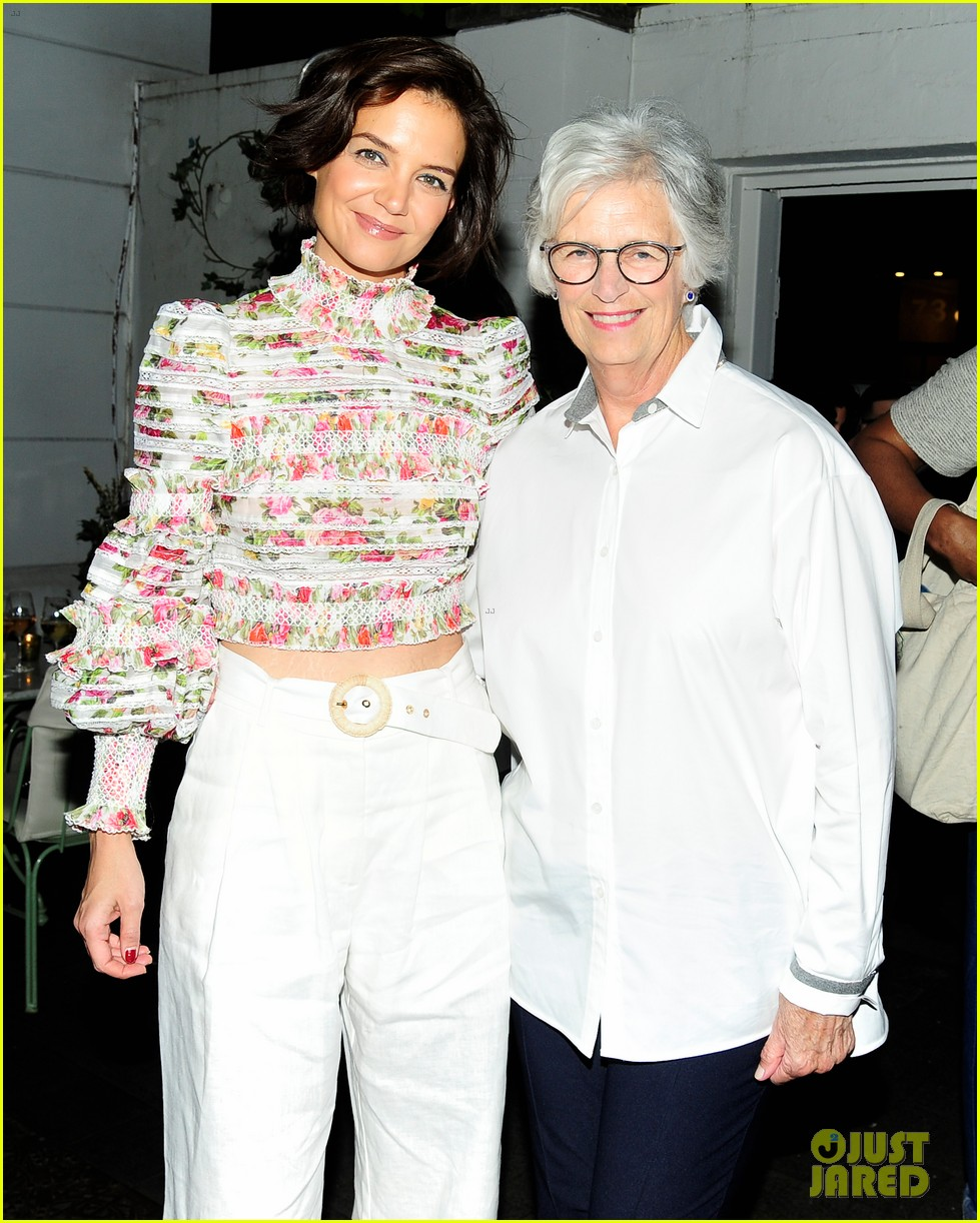 katie holmes mother step out to support ava duvernay at queen sugar garden party 094088191