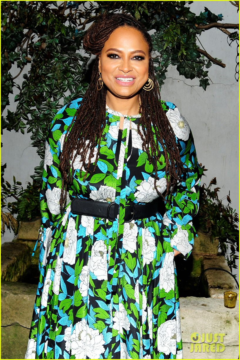 katie holmes mother step out to support ava duvernay at queen sugar garden party 244088206
