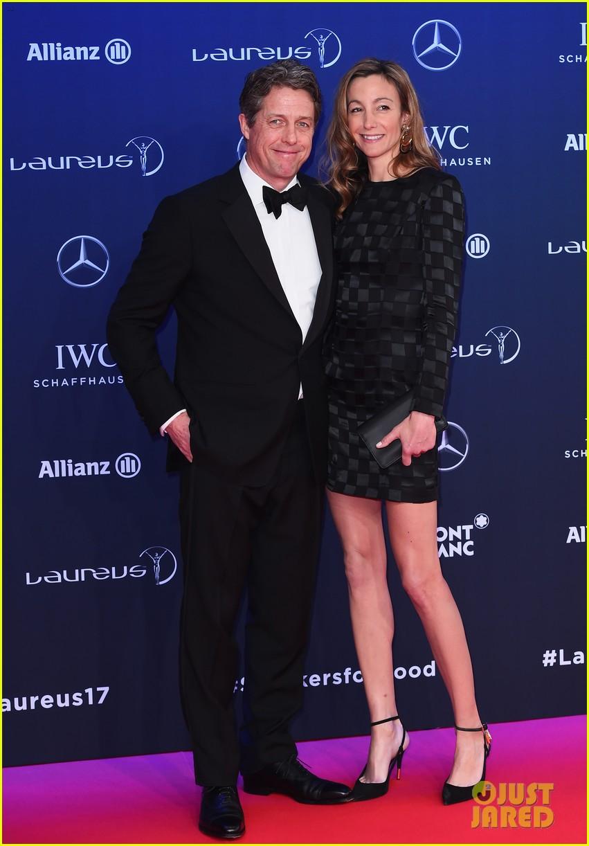Hugh Grant & Anna ...