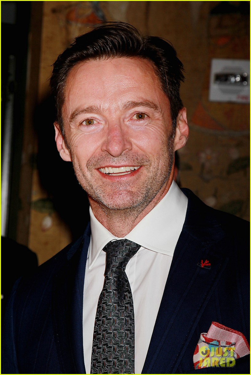 hugh jackman joins charlize theron at tully premiere in nyc 014076628