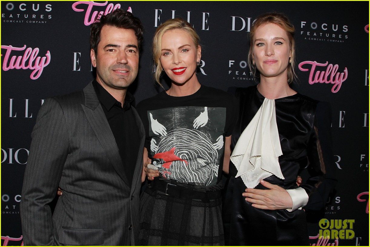hugh jackman joins charlize theron at tully premiere in nyc 044076631