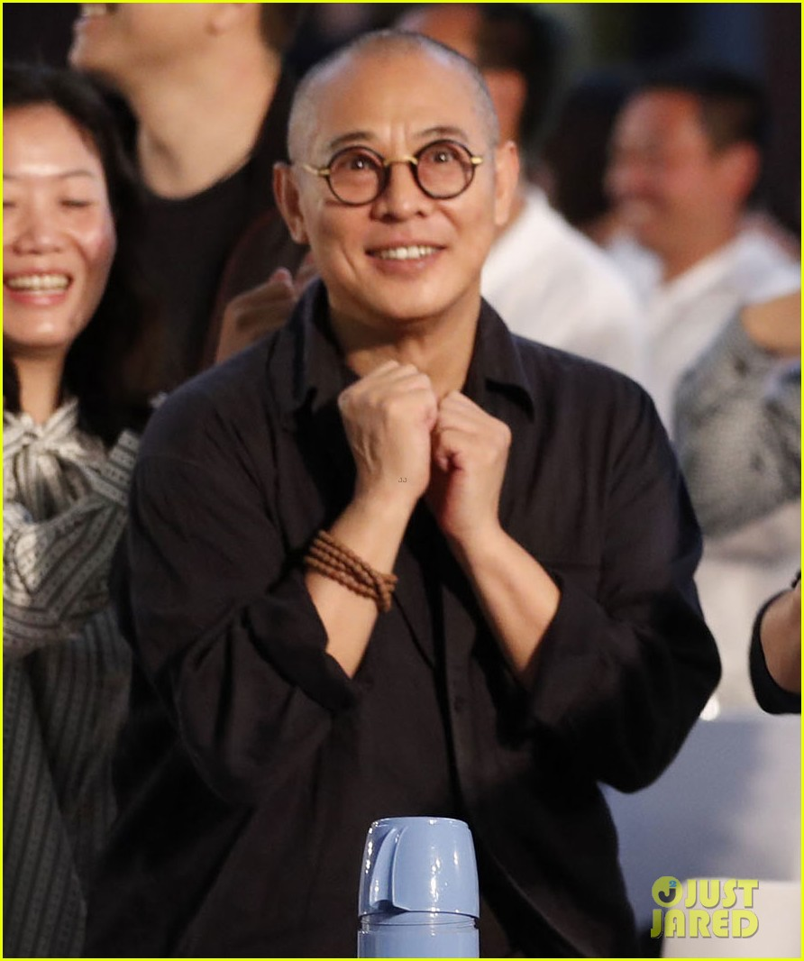 jet li frail unrecognizable