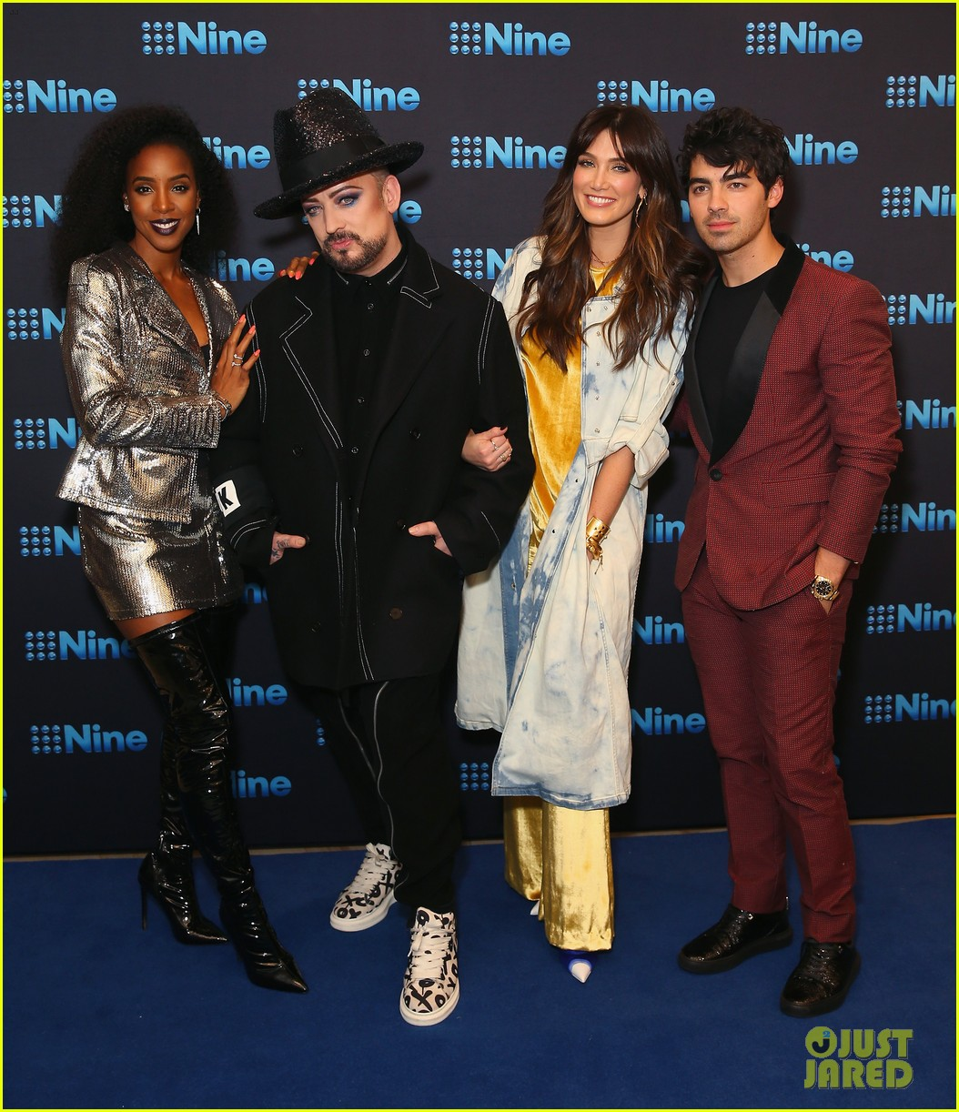 joe jonas joins kelly rowland and delta goodrem at nine all stars event in sydney 014084299