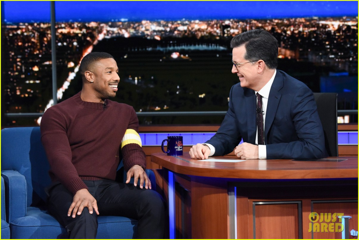 michael b jordan reveals he kept a killmonger diary while filming black panther 024080036