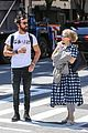 justin theroux amy sedaris nyc may 2018 05