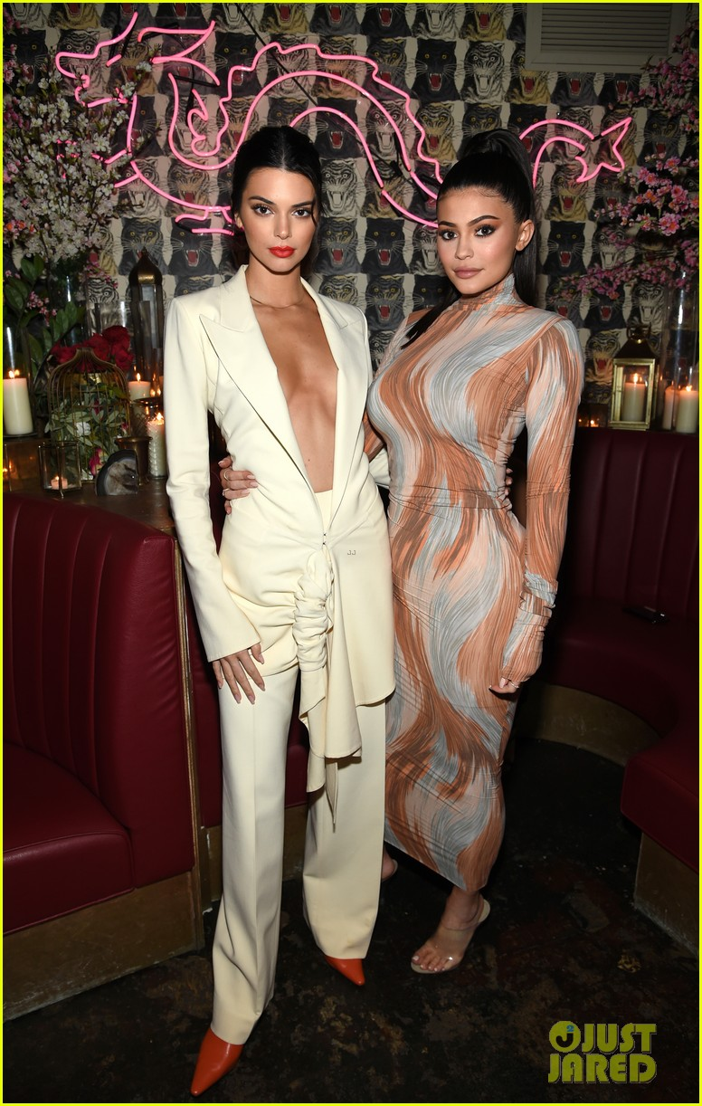 kim kardashian kendall kylie business of fashion dinner 024079741