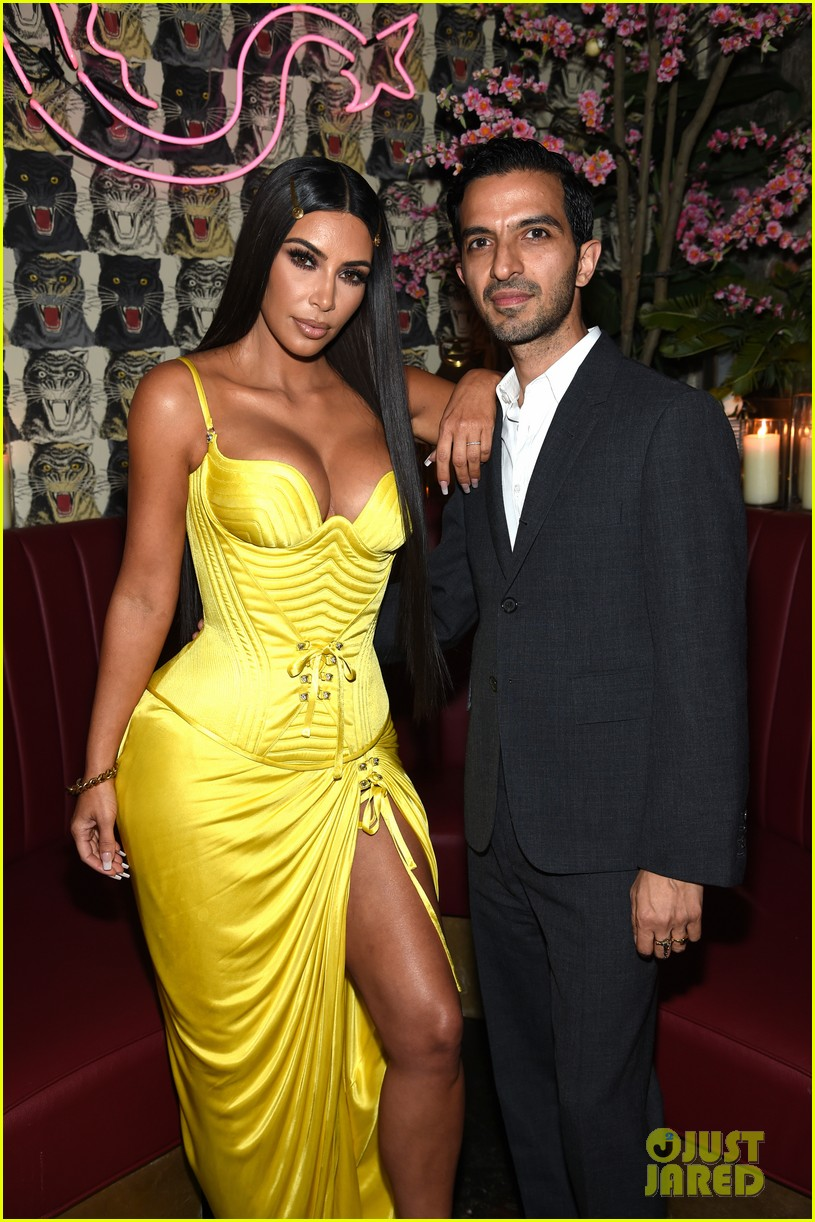 kim kardashian kendall kylie business of fashion dinner 154079754