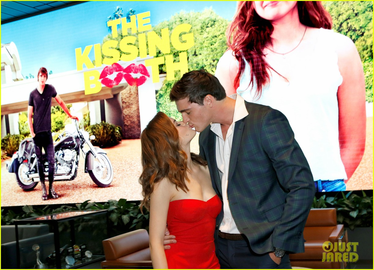 Communication on this topic: Netflix says The Kissing Booth is one , netflix-says-the-kissing-booth-is-one/