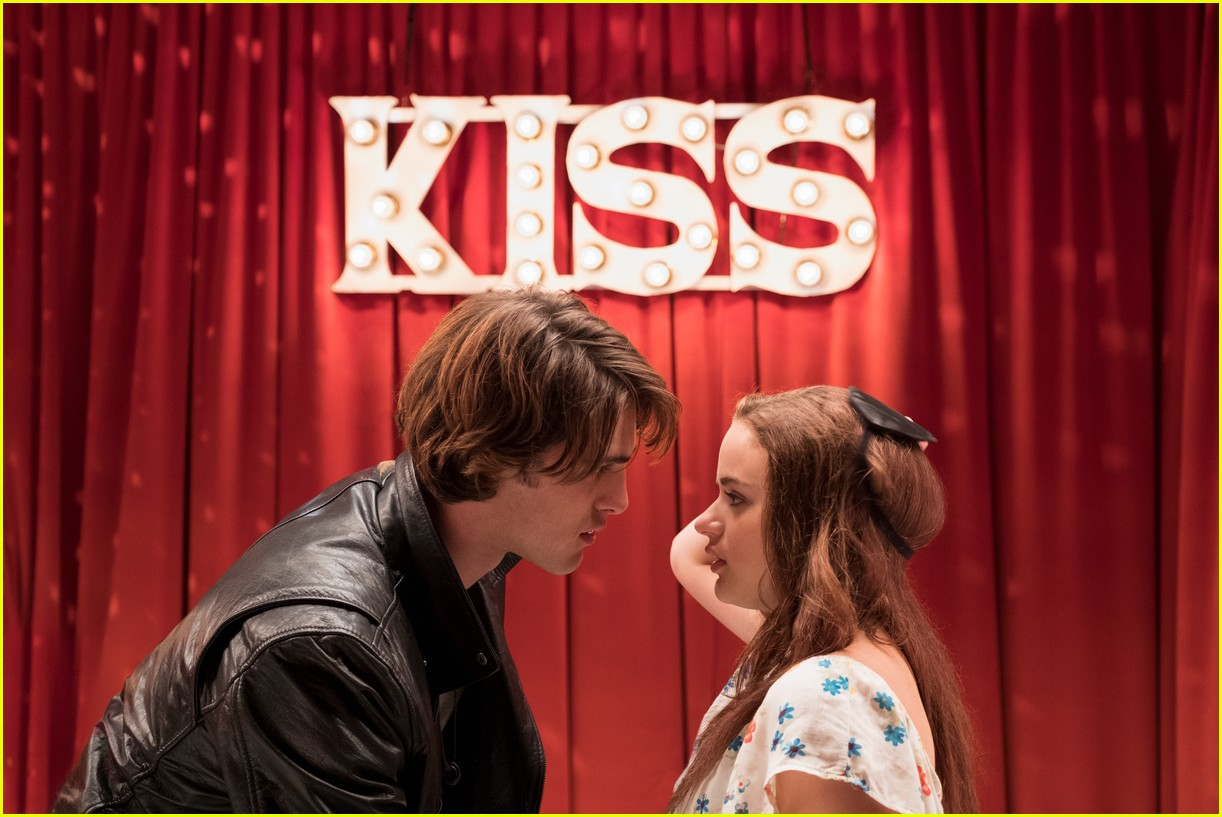'The Kissing Booth' De...