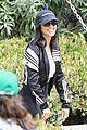 kourtney kardashian takes kids for a hike 02
