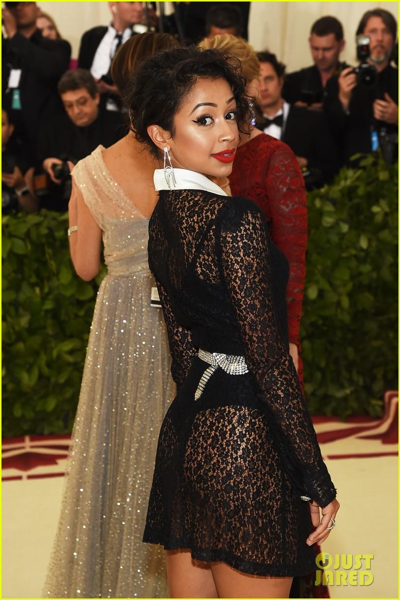 Influencer Liza Koshy Makes Her Met Gala Debut Photo