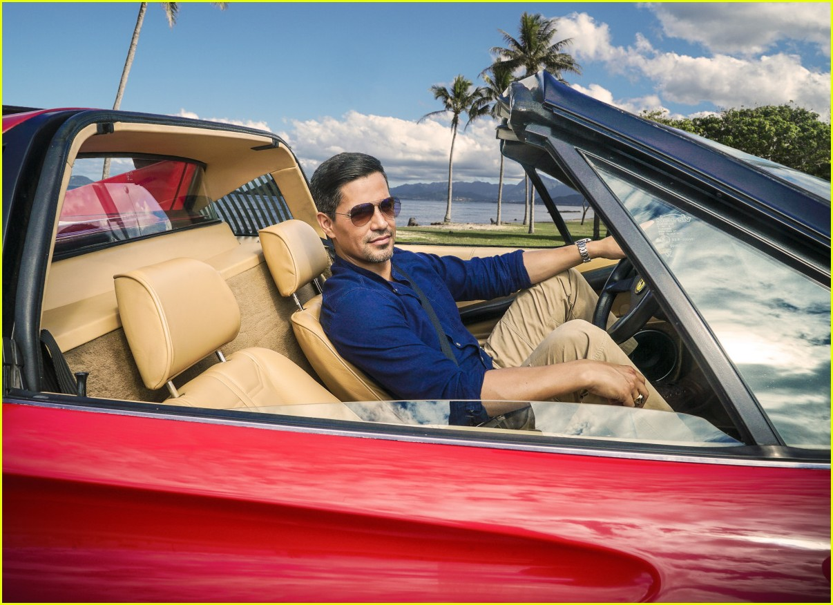 jay hernandez magnum pi first look 024084147