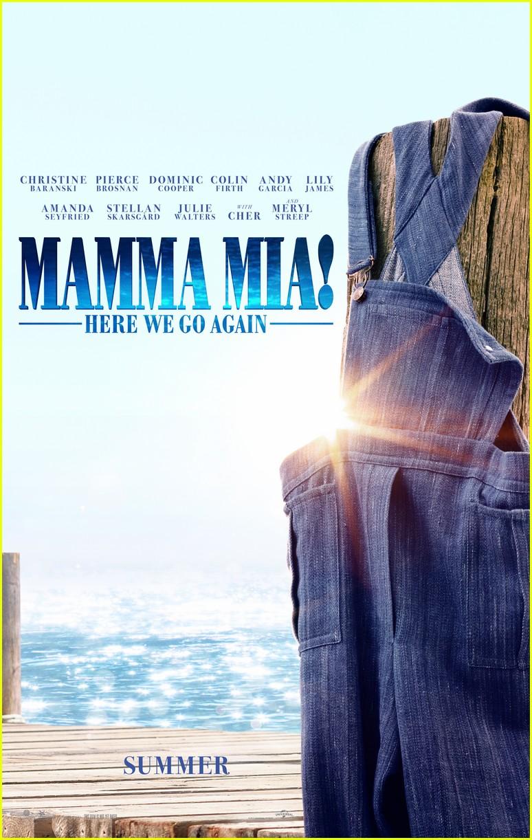 mamma mia sequel poster 034078230