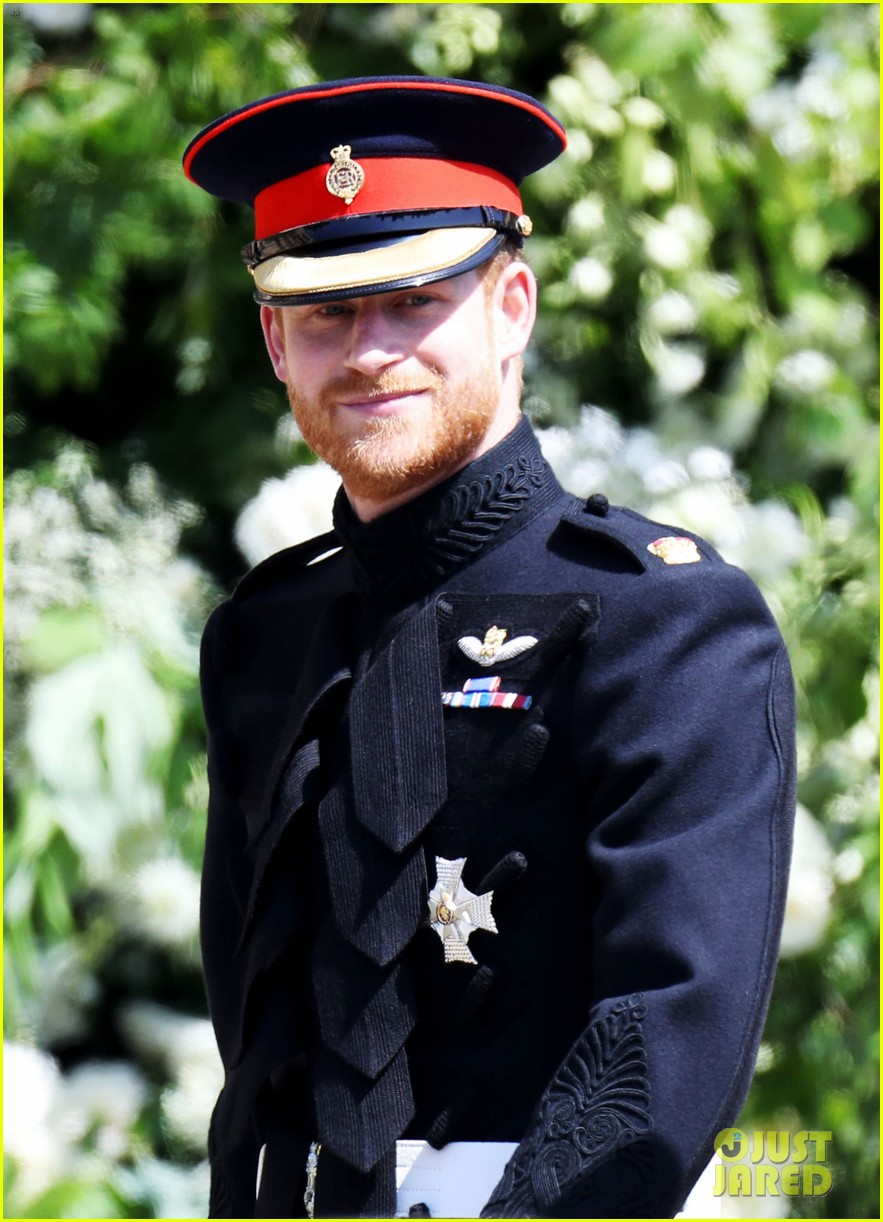 prince harry meghan markle married royal wedding 144086384