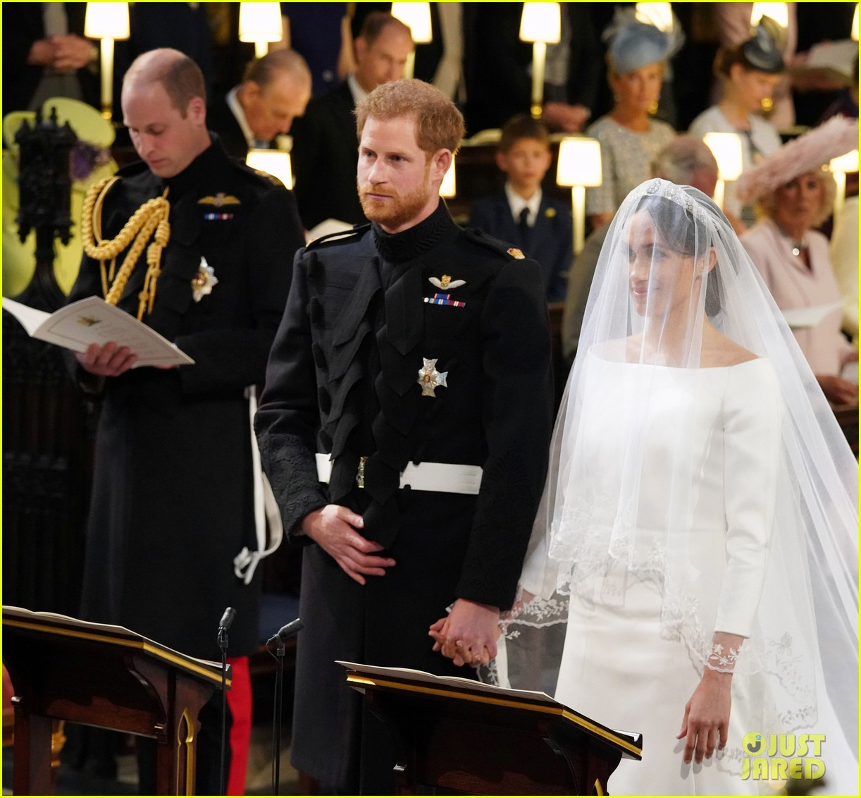 prince harry meghan markle married royal wedding 254086395