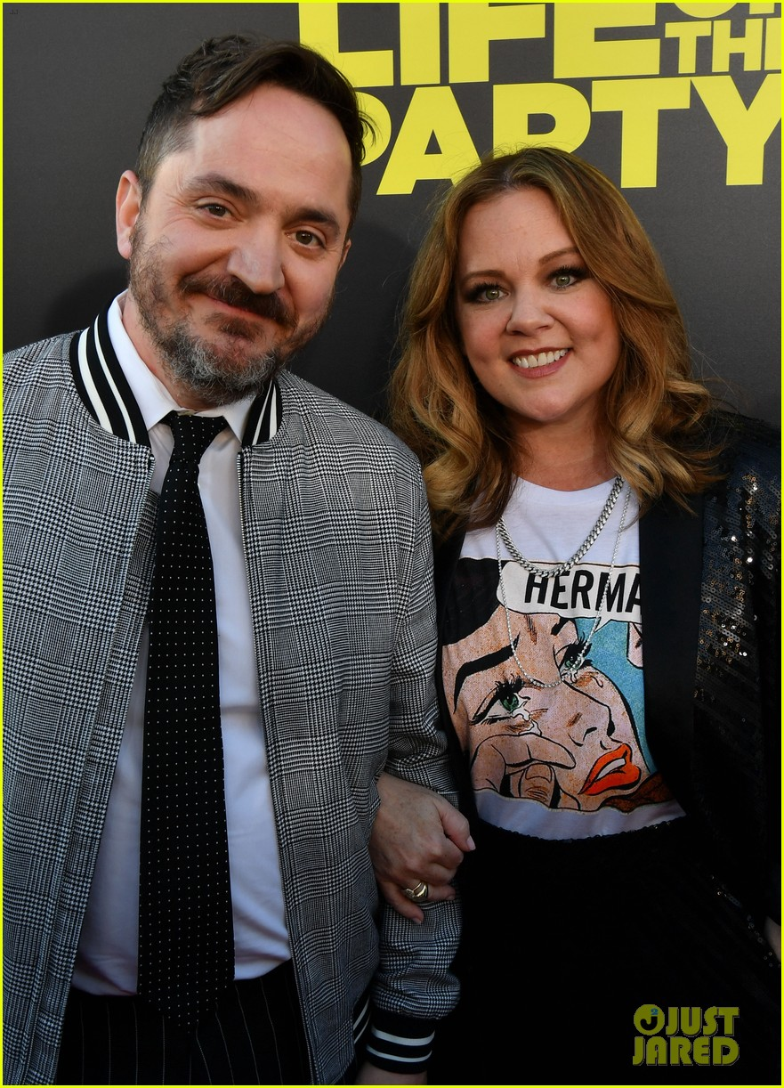 melissa mccarthy ben falcone team up to premiere life of the party in alabama 024075091