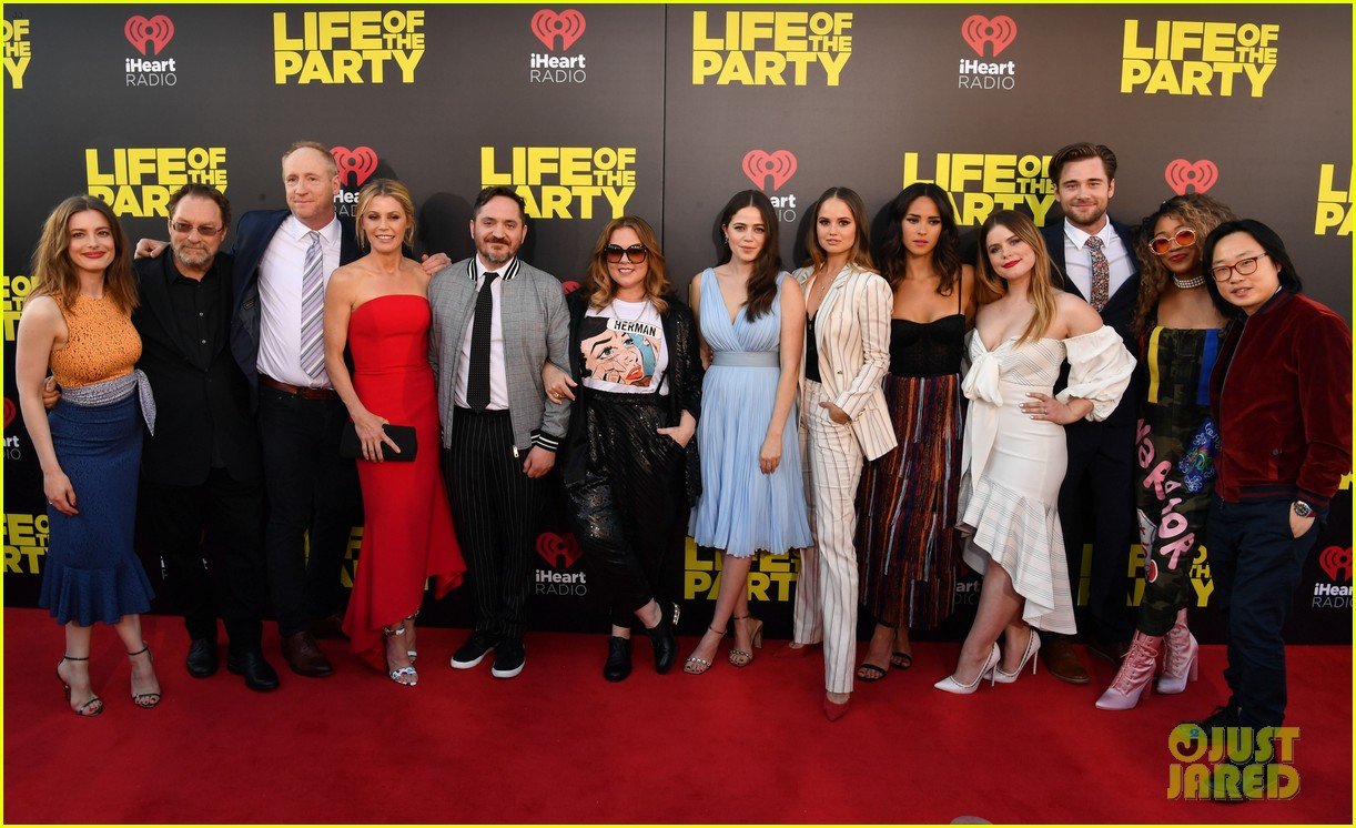 melissa mccarthy ben falcone team up to premiere life of the party in alabama 054075094