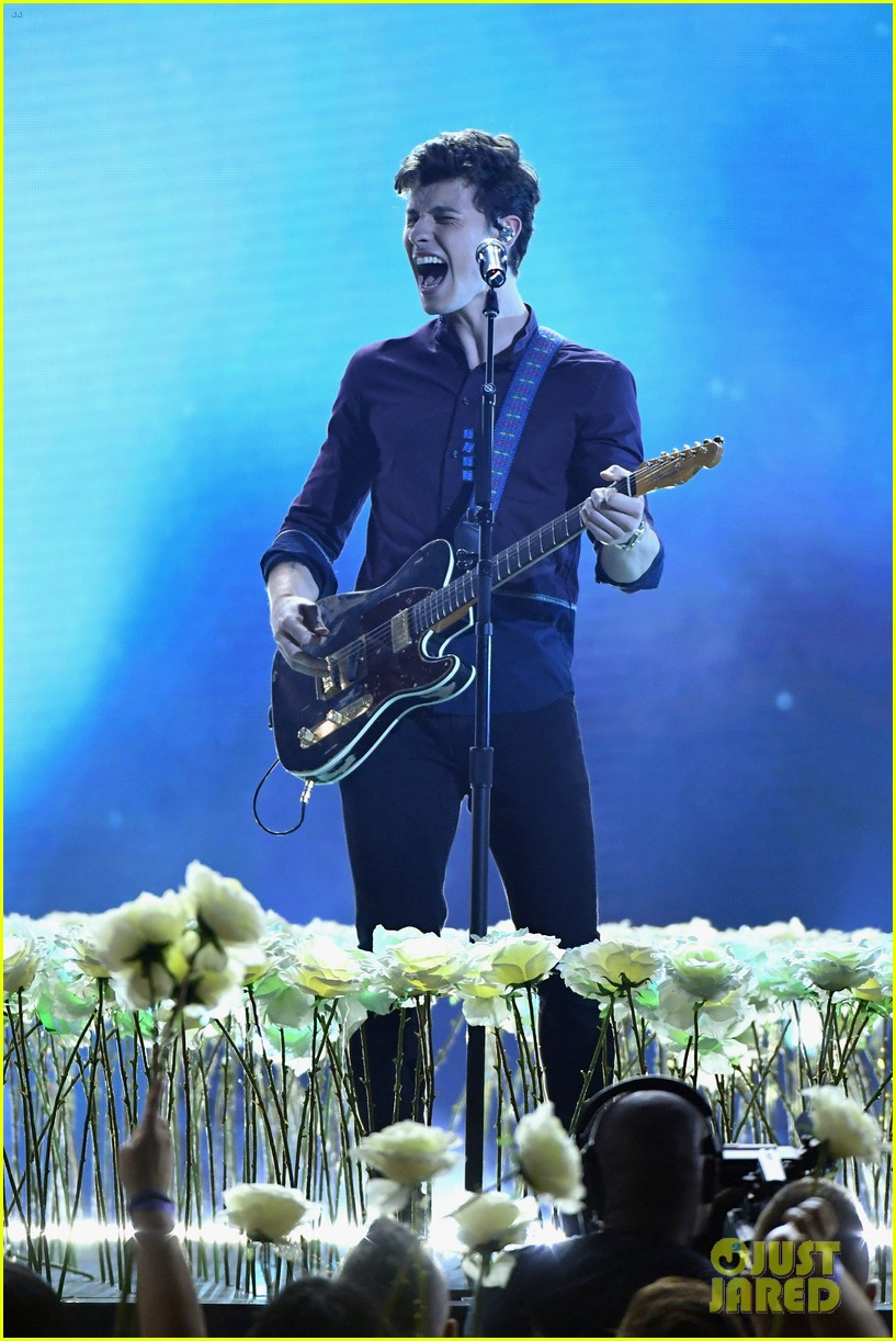 shawn mendes bbmas 2018 performance 034087491