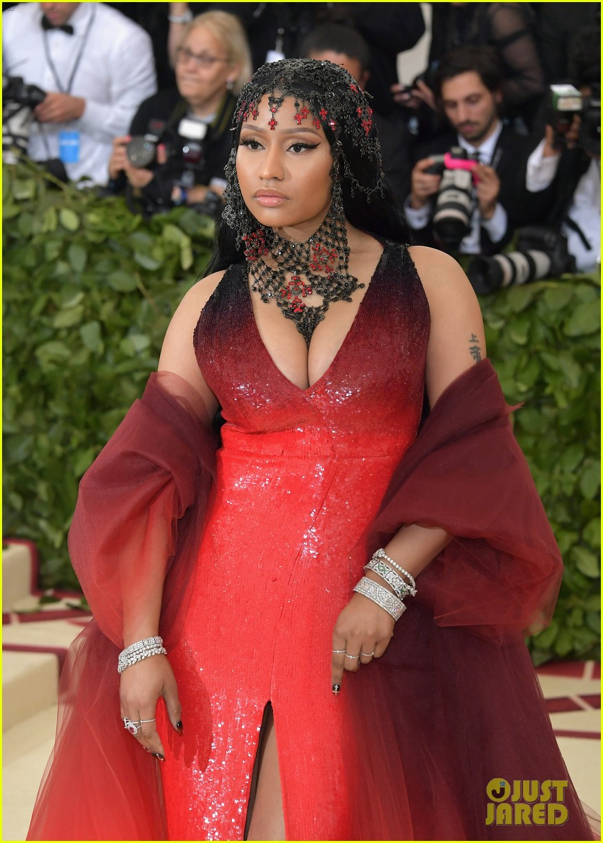 Nicki minaj married 2018