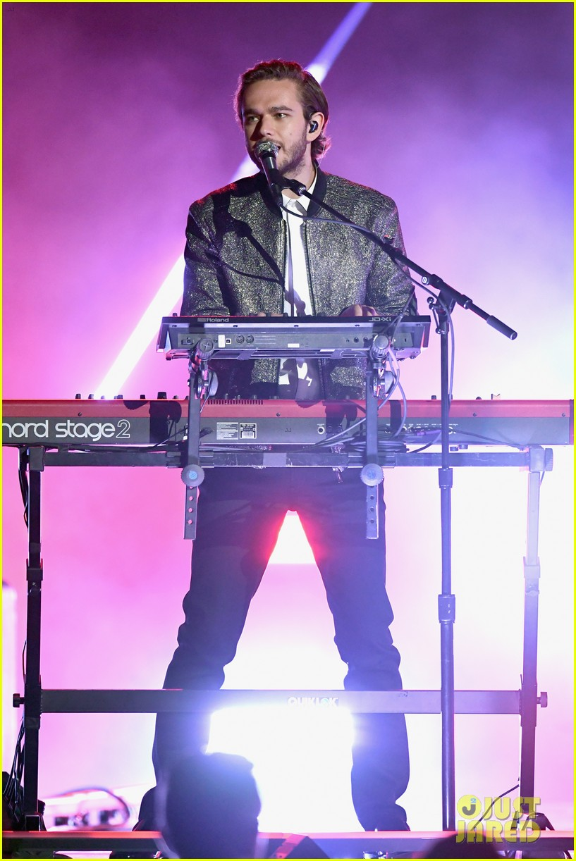 marren morris zedd perform the middle at bbmas 054087738