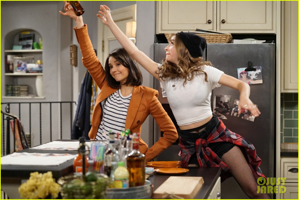 Nina Dobrev Shares First Look At New Show Fam See The