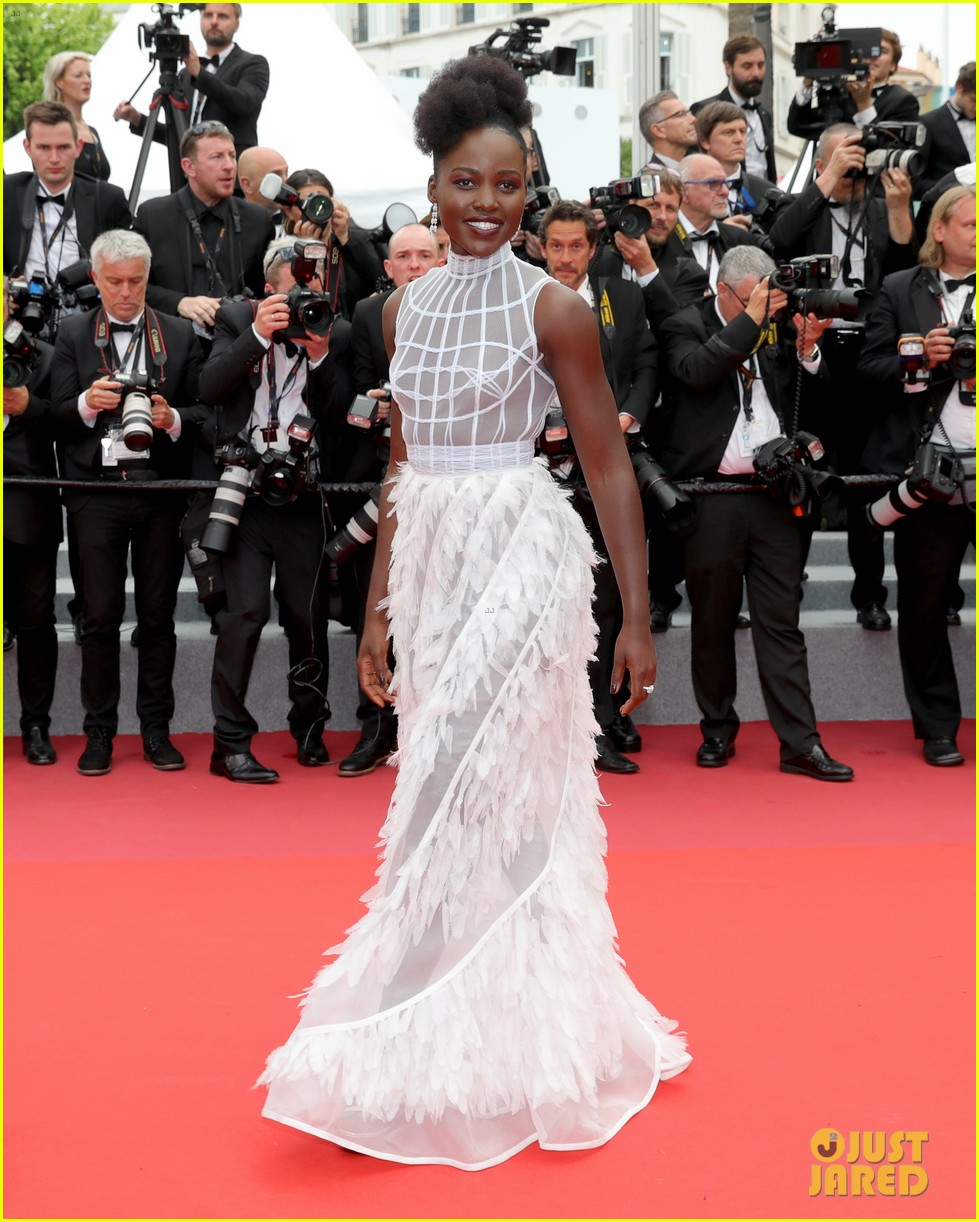 lupita nyongo deepika padukone amber heard stun at sorry angel cannes 094080512