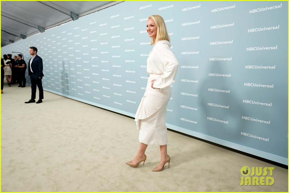ryan phillippe katherine heigl step out for nbc upfronts 2018 124082464