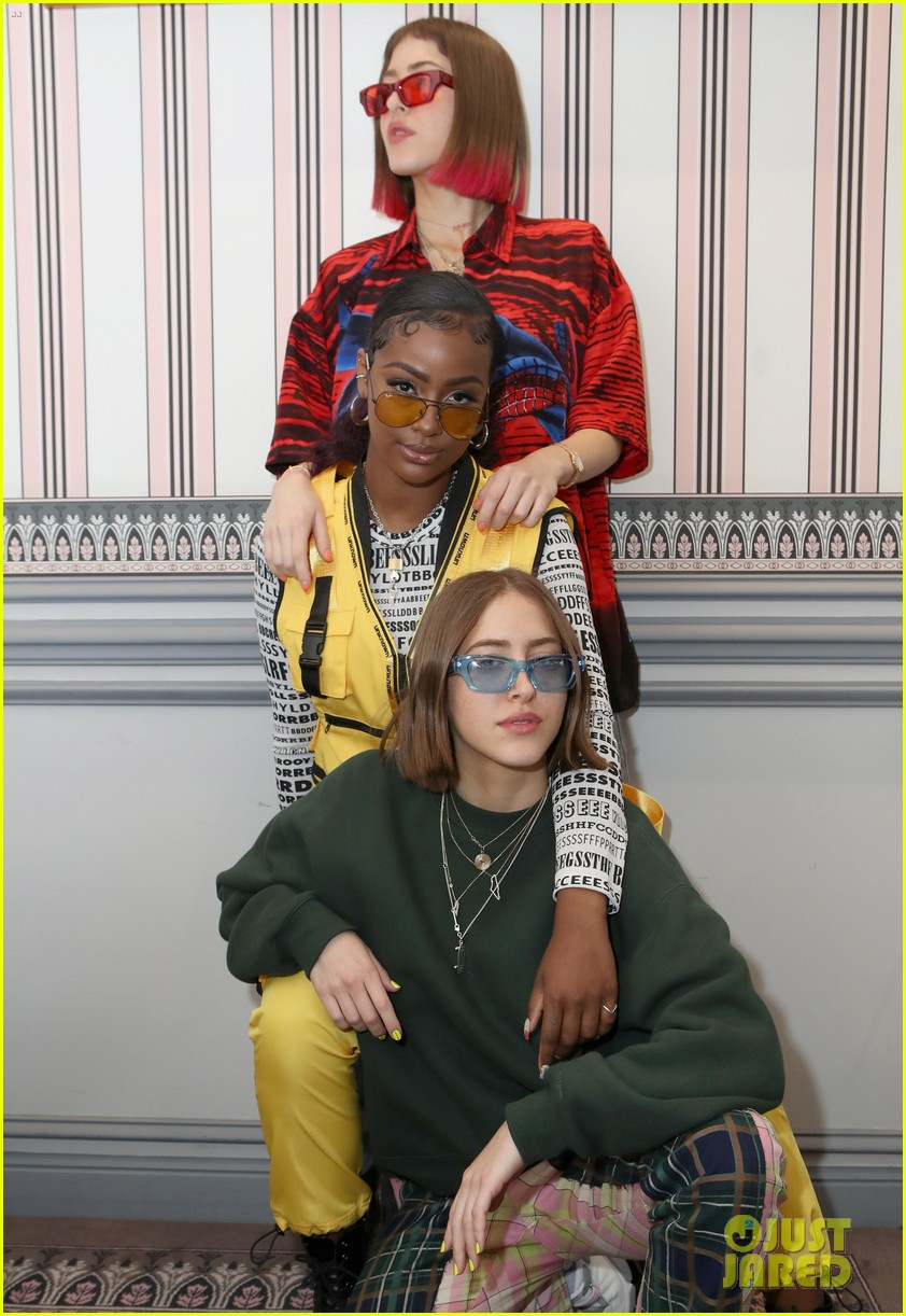 justine skye ray ban event 024085800