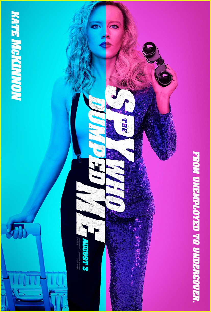 the spy who dumped me posters 034080963