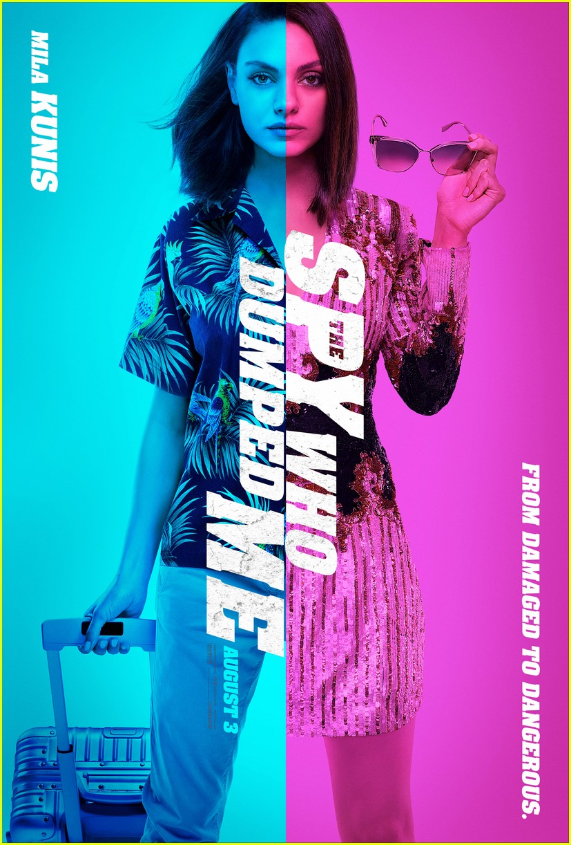 the spy who dumped me posters 054080965