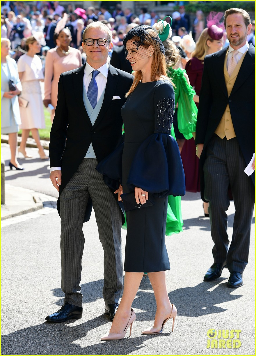 Suits Cast Arrives For Royal Wedding To Support Meghan Markle