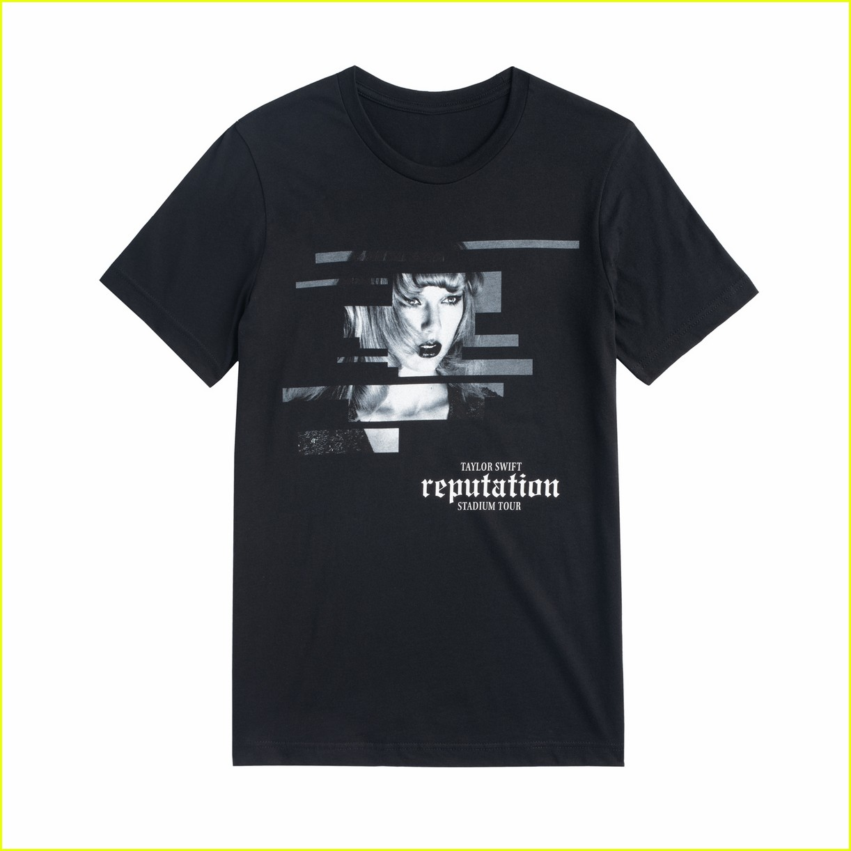 Taylor Swift Debuts Reputation Tour Merchandise