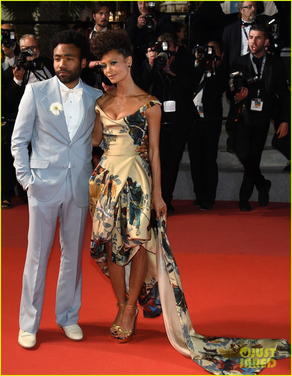 thandie newton star wars solo cannes premiere 034084028