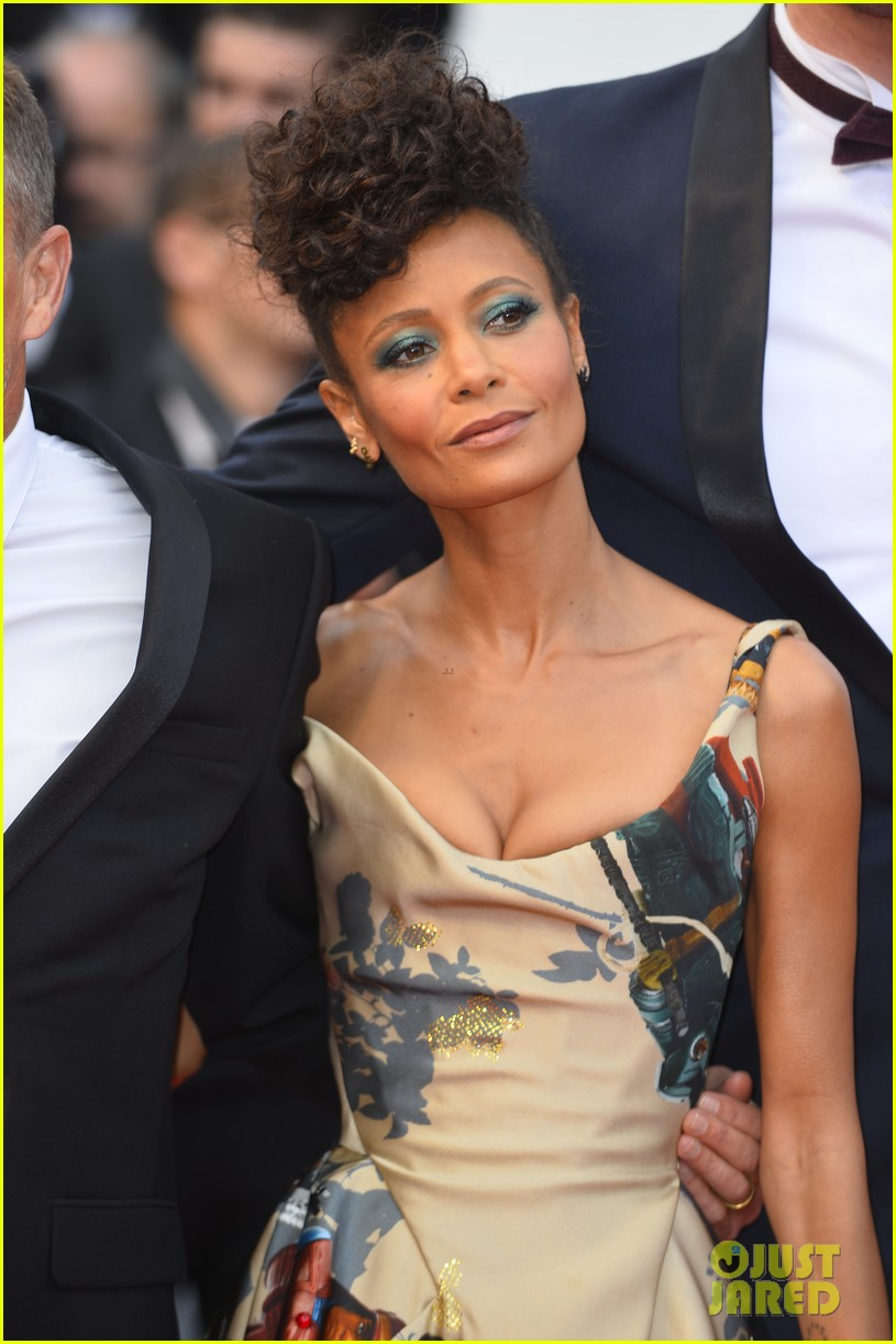 thandie newton star wars solo cannes premiere 044084029