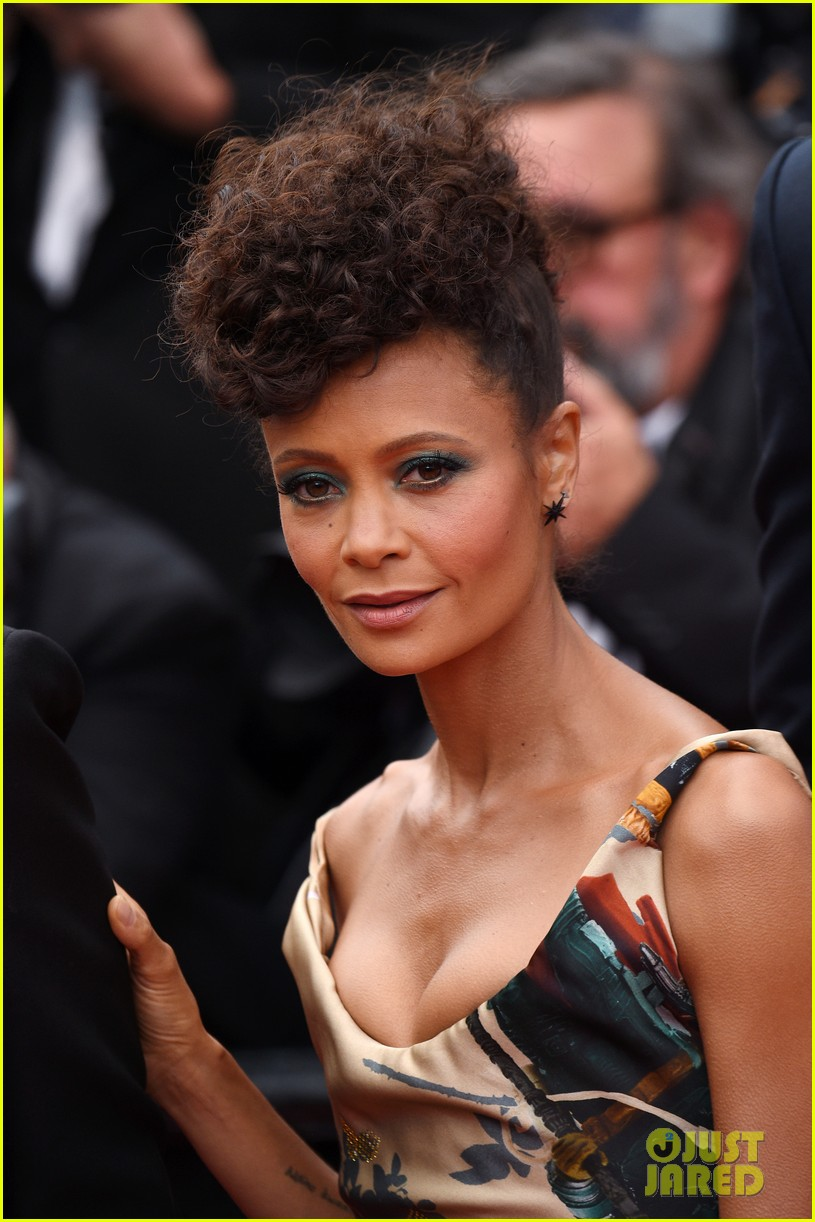 thandie newton star wars solo cannes premiere 094084034