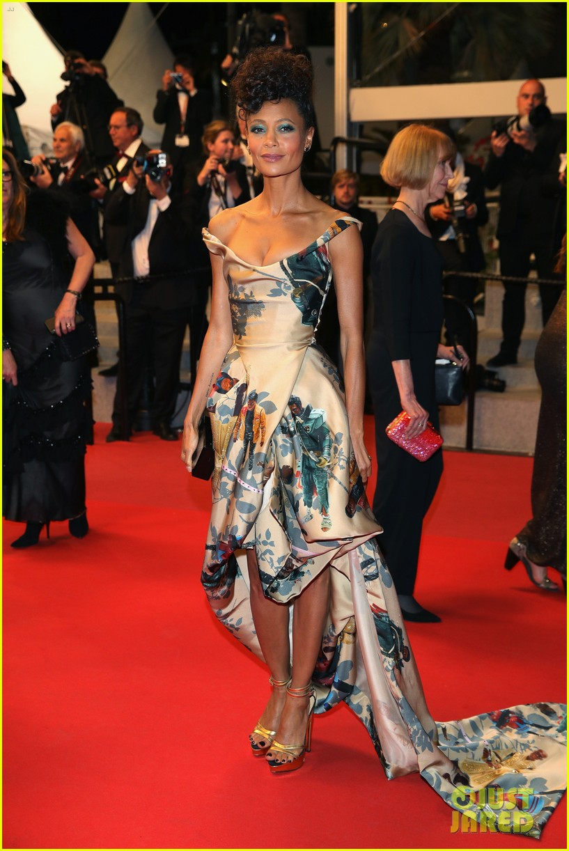 thandie newton star wars solo cannes premiere 124084037