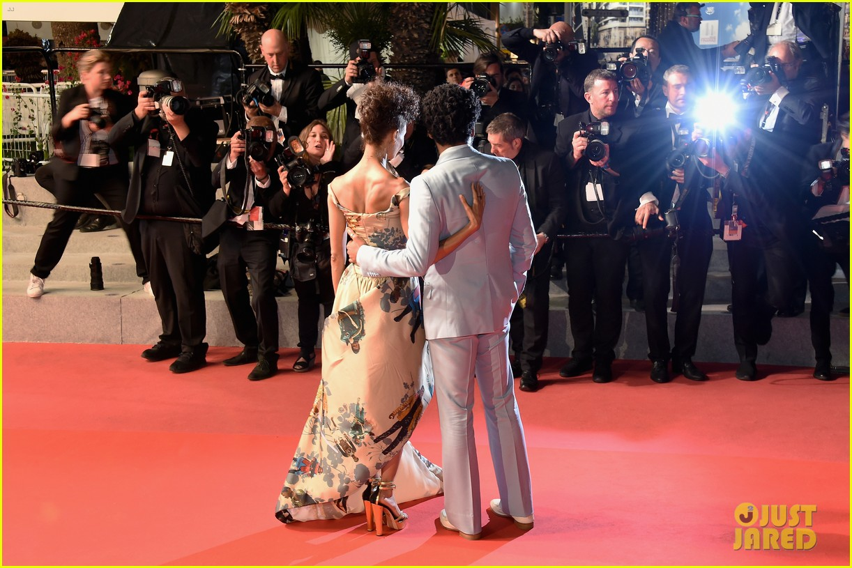 thandie newton star wars solo cannes premiere 164084041