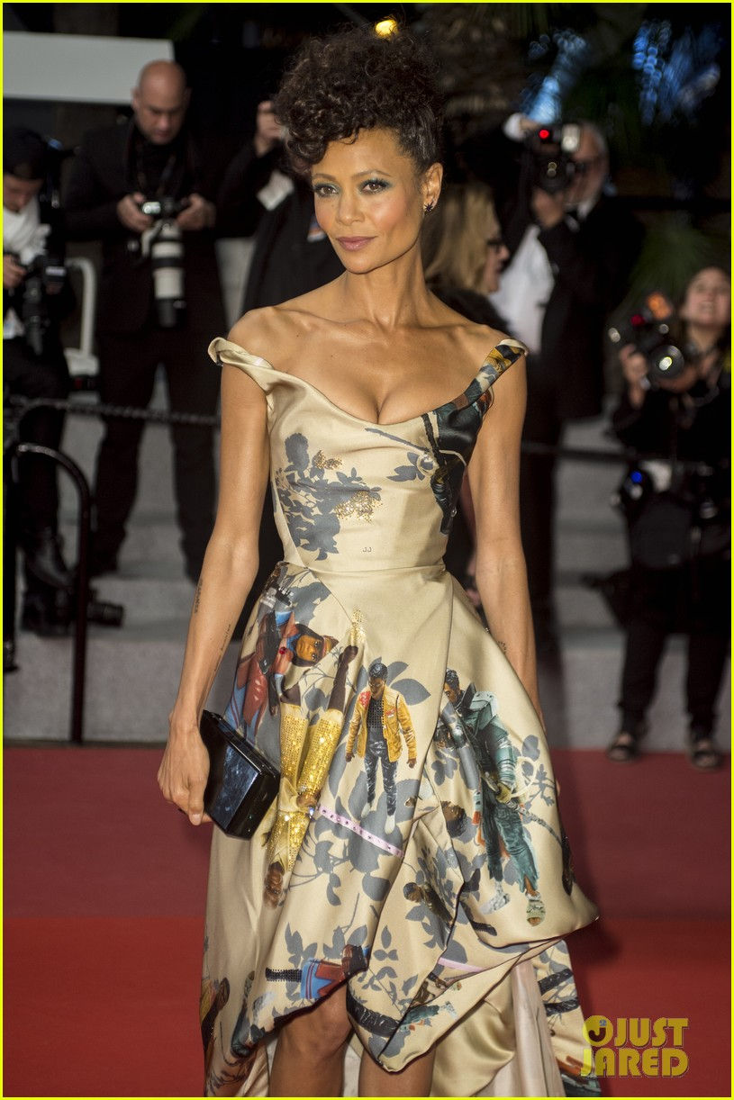 thandie newton star wars solo cannes premiere 284084053