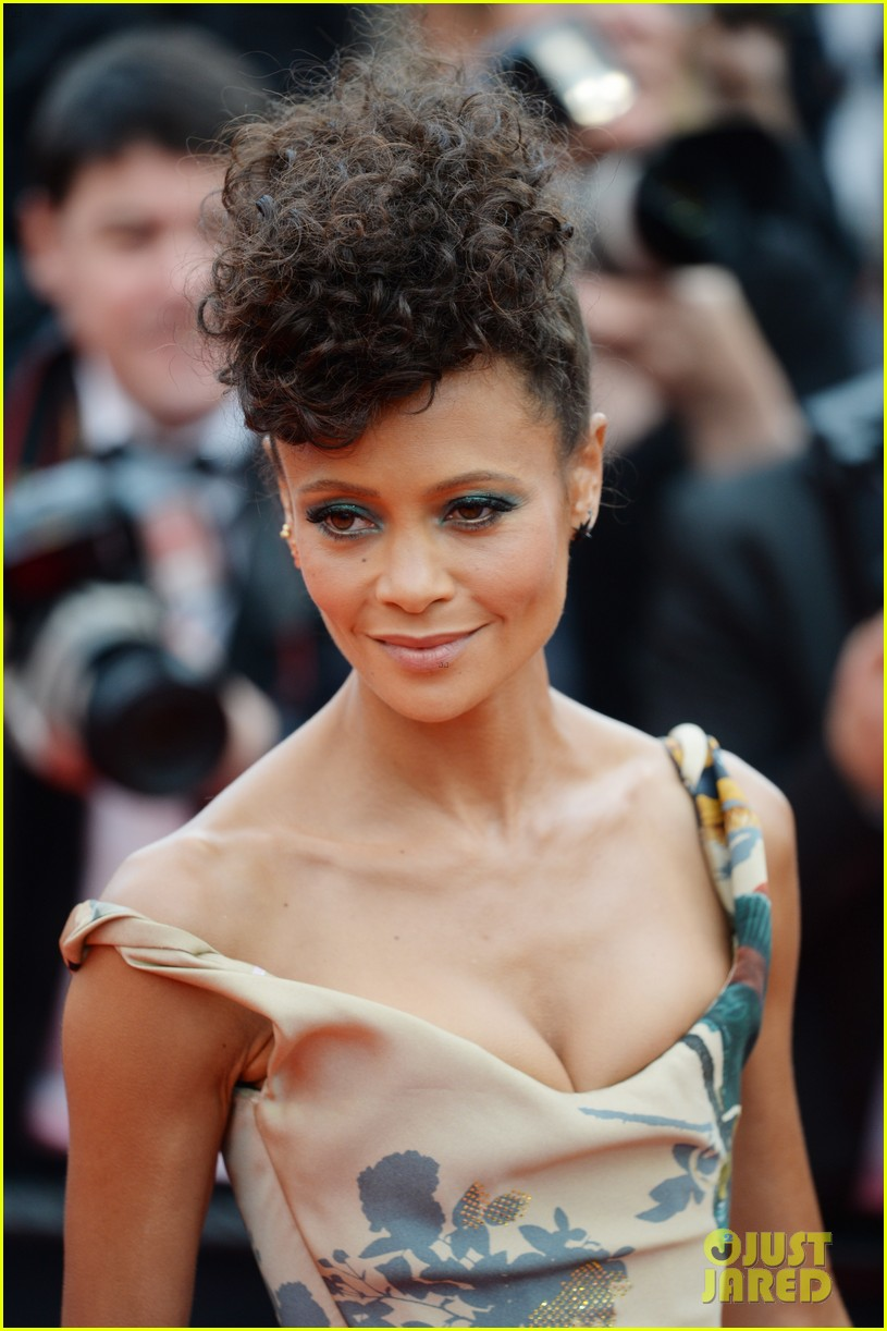 thandie newton star wars solo cannes premiere 314084056