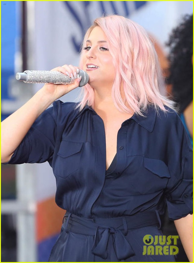 meghan trainor today show 124083996
