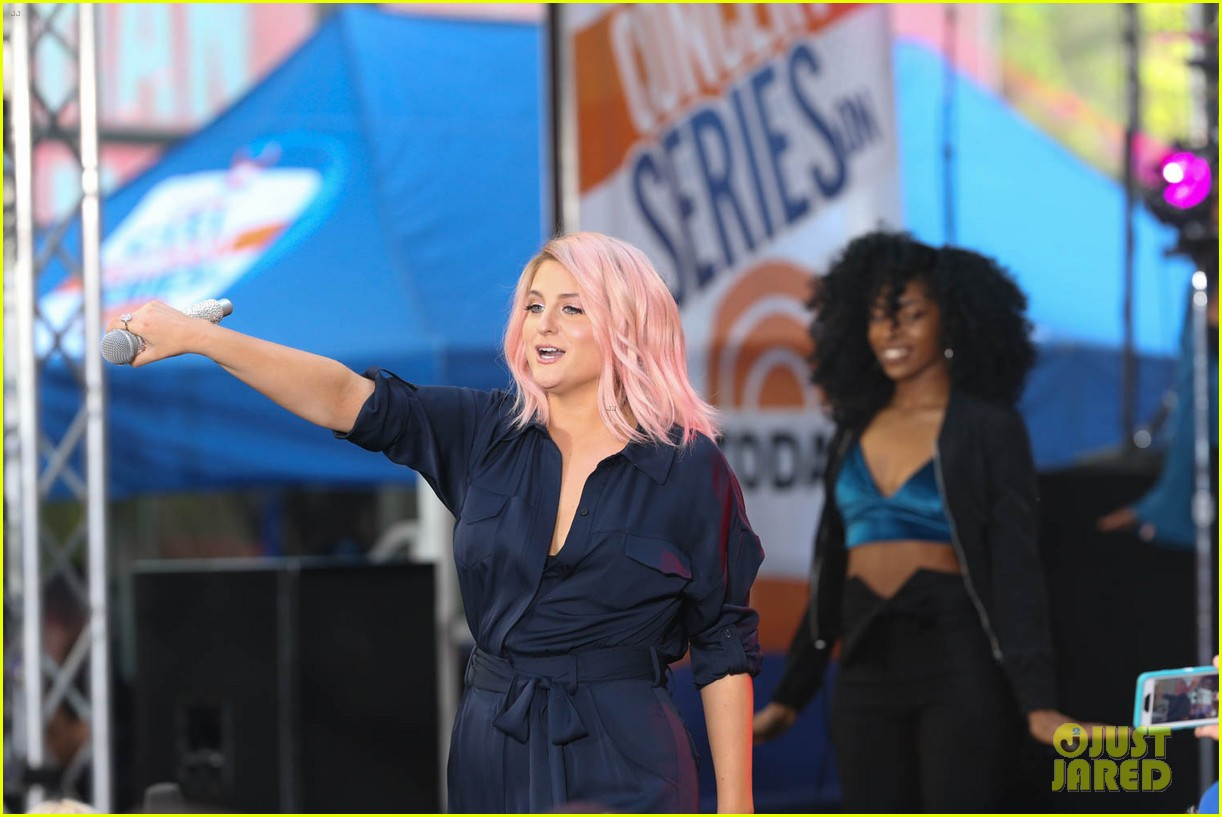 meghan trainor today show 134083997