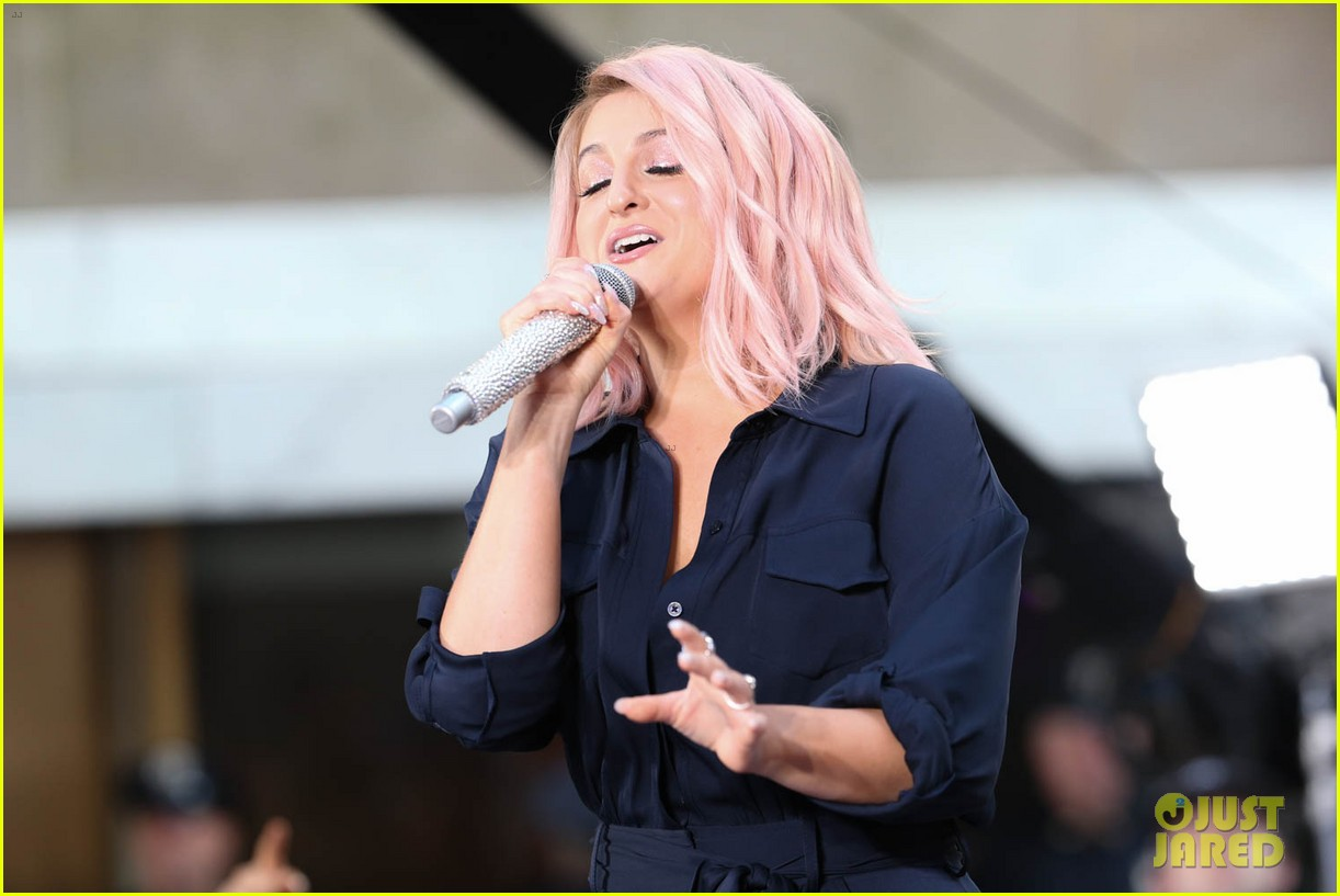 meghan trainor today show 224084006