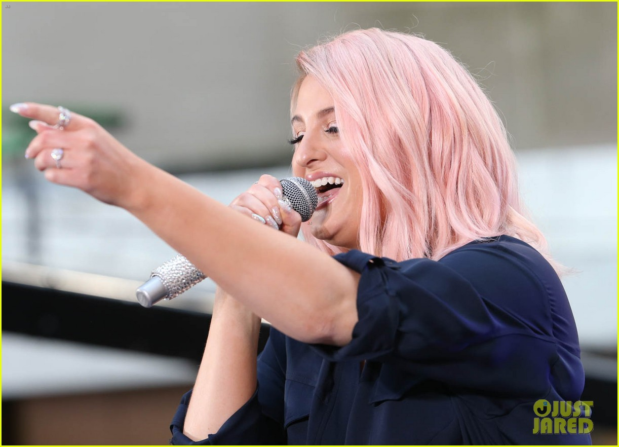 meghan trainor today show 314084015