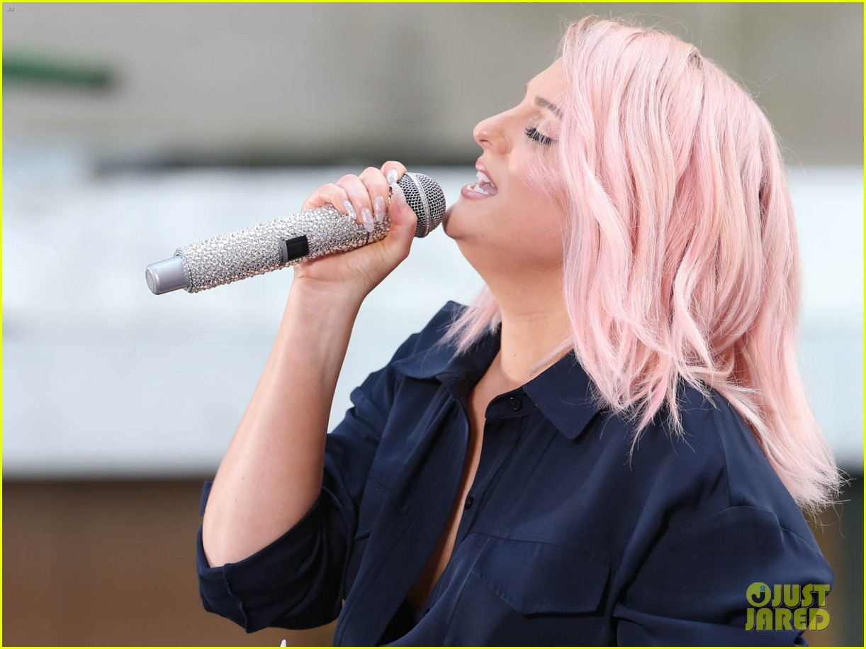 meghan trainor today show 354084019