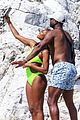 gabrielle union and shirtless dwyane wade show some sweet pda on vacation 02