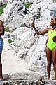 gabrielle union and shirtless dwyane wade show some sweet pda on vacation 37