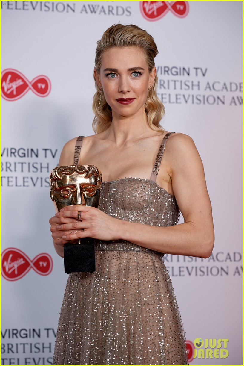 vanessa kirby bafta awards tv 2018 134082173
