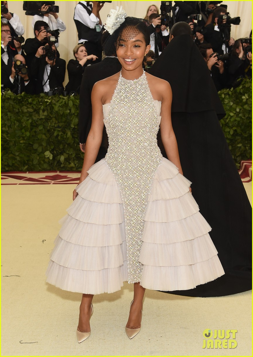 yara shahidi first met gala chanel 024078754